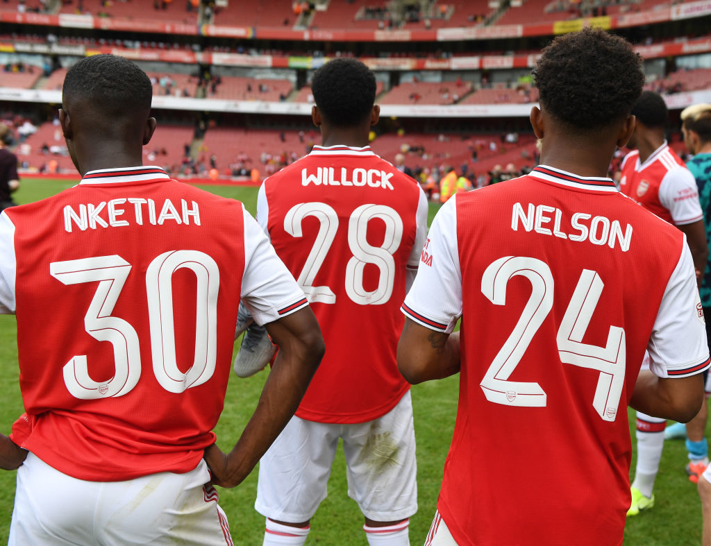 Joe Willock and Ainsley Maitland-Niles have flourished this out on loan.