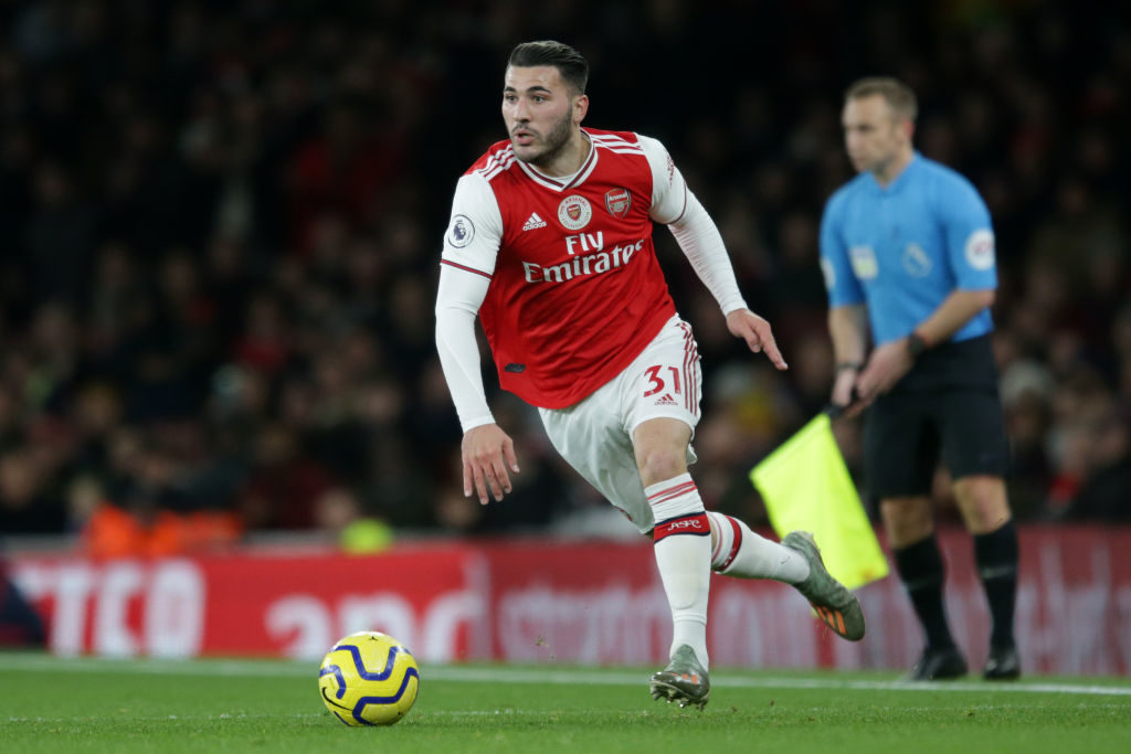 Bosnia and Herzegovina manager Ivaylo Petev has issued a worrying injury update on Arsenal defender Sead Kolasinac.
