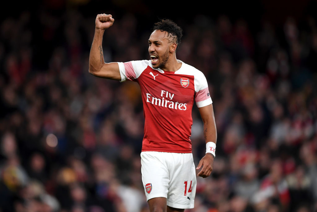 Fabrizio Romano and Sky Sports provide conflicting updates on Aubameyang to Barcelona rumours