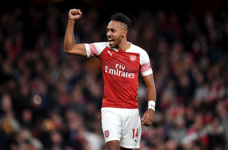 'Auba-esque', 'Auba V2': Some Arsenal fans think Aouar is following in Aubameyang's footsteps
