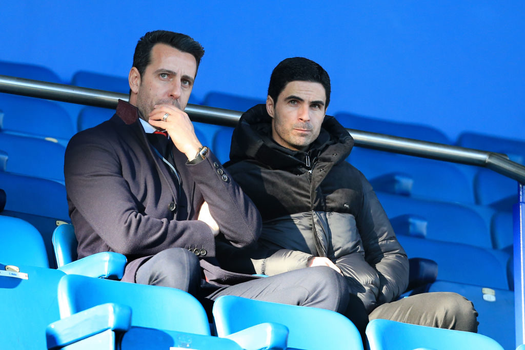 Report: Arsenal boss Arteta only wants to strengthen three positions this summer