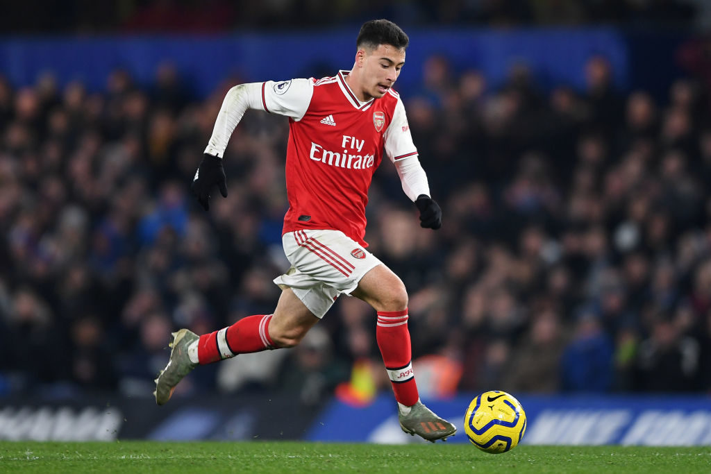 Jack Wilshere says he was surprised that Mikel Arteta didn't use Gabriel Martinelli regularly at Arsenal last season