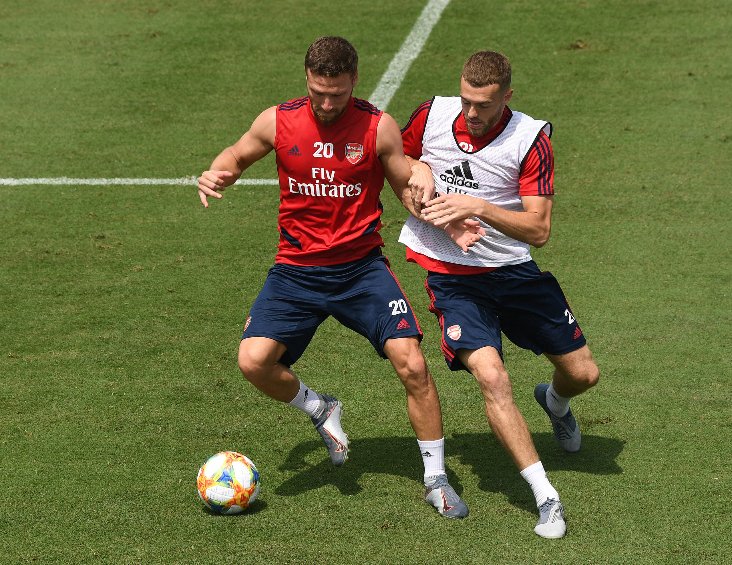 Arsenal Pre-Season Tour of the United States