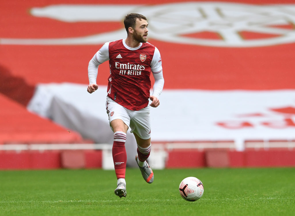 Zeki Celik could offer more to Arsenal than Calum Chambers.