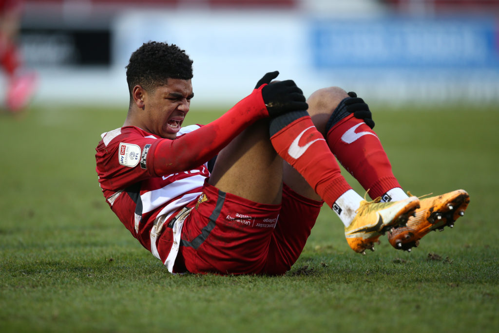 Northampton Town v Doncaster Rovers - Sky Bet League One