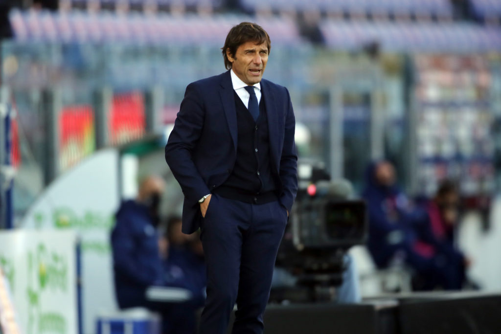 Arsenal will look to appoint Antonio Conte if Mikel Arteta is sacked in the coming weeks