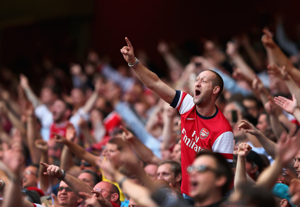 'Unreal banter', 'this is epic': Some Arsenal fans just can't stop laughing at Tottenham