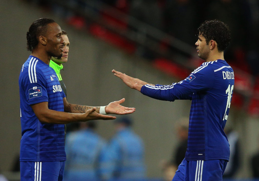Didier Drogba mocks Arsenal on Twitter, quickly deletes his tweet