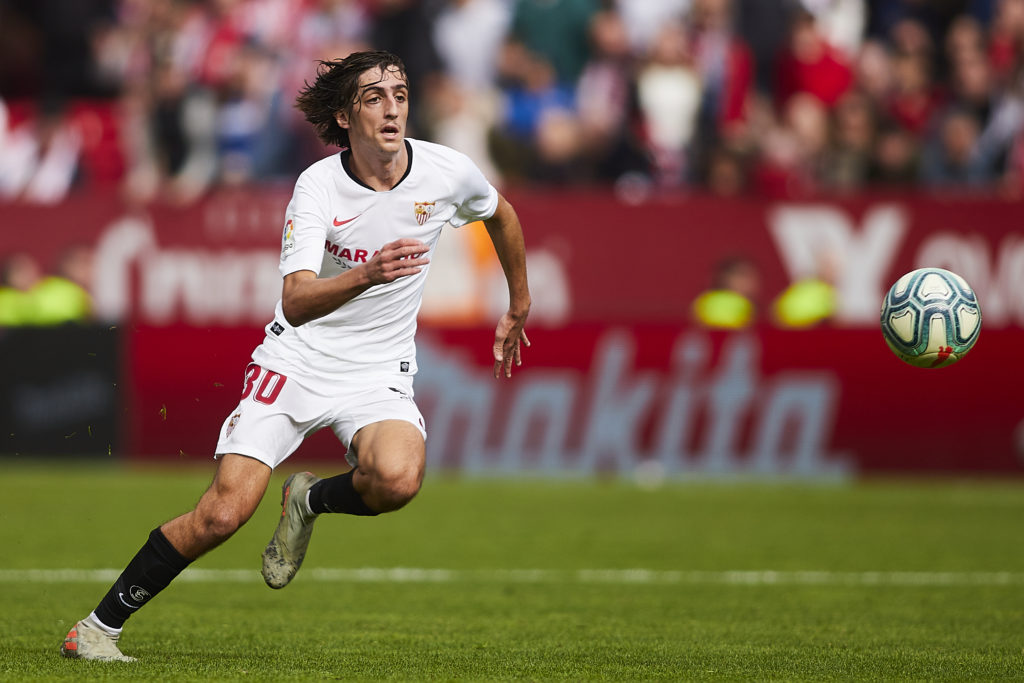 Arsenal fans react as Tottenham close in on signing Bryan Gil from Sevilla