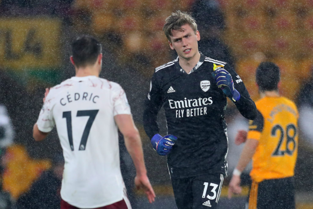 Arsenal goalkeeper Runar Alex Runarsson's move to Altay has collapsed