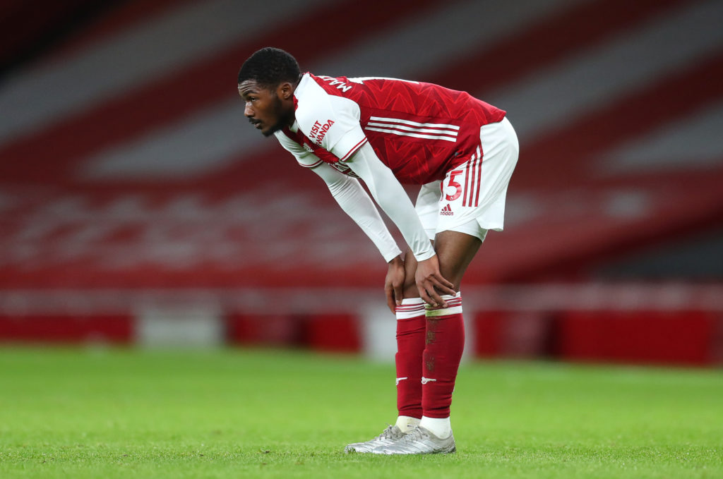 Arsene Wenger thought Ainsley Maitland-Niles was the future of Arsenal