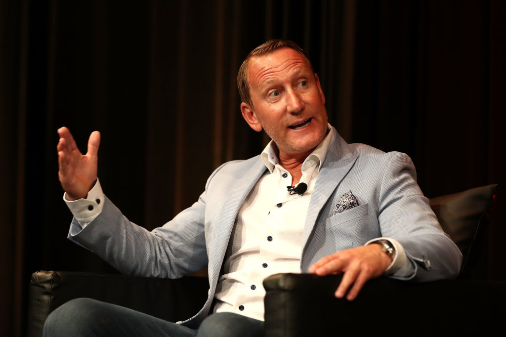 Ray Parlour claims 2001 Arsenal signing was the highest-paid Invincible - not Henry, Bergkamp or Vieira