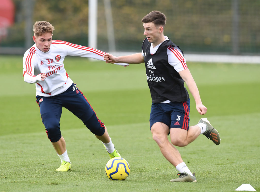 Mikel Arteta says Kieran Tierney and only two other Arsenal players have the capacity to lift the crowd with a single action on the pitch