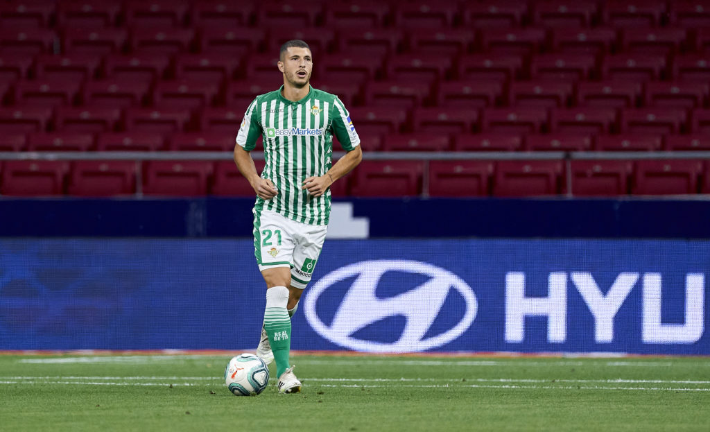 Club Atletico de Madrid v Real Betis Balompie  - La Liga