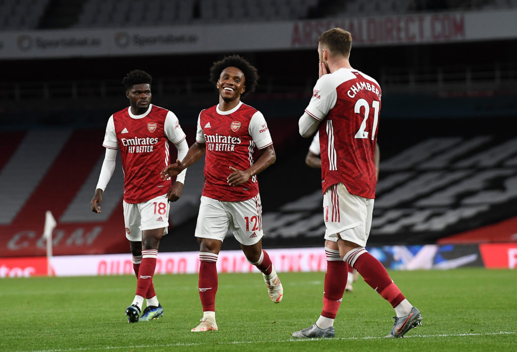 Arsenal directors are amazed by Willian agreeing to terminate his contract without a pay-off
