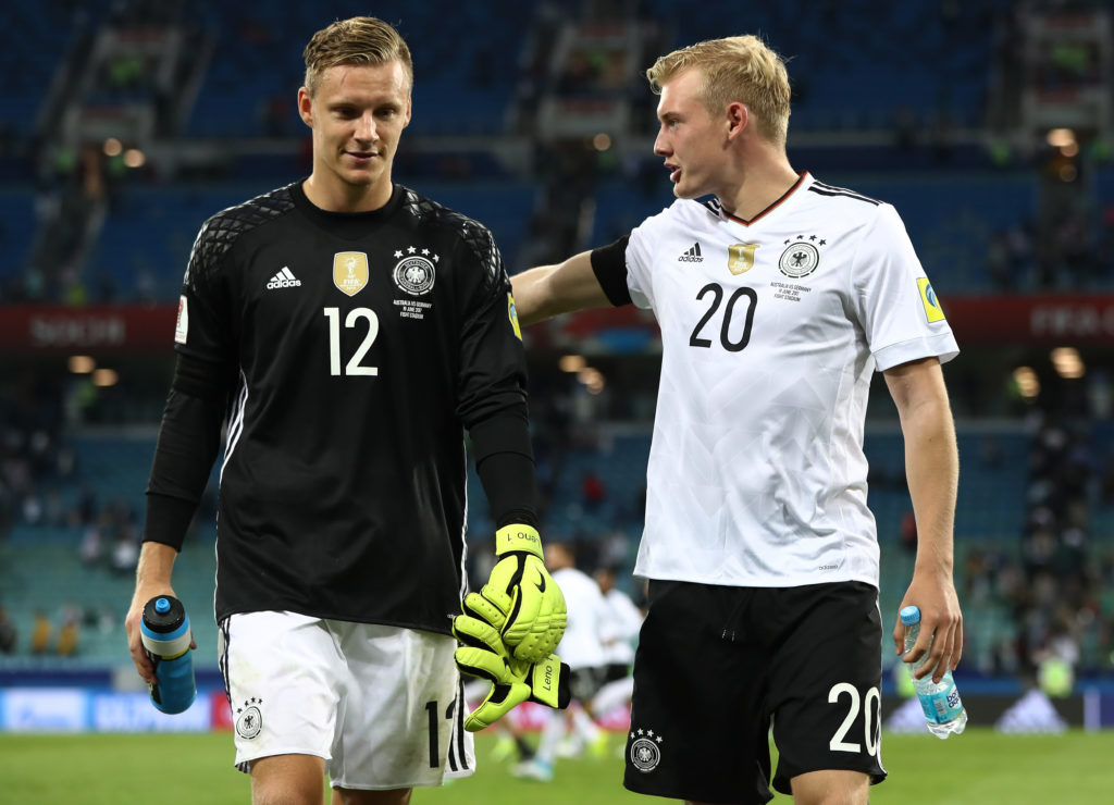 Julian Brandt could be reunited with Bernd Leno.