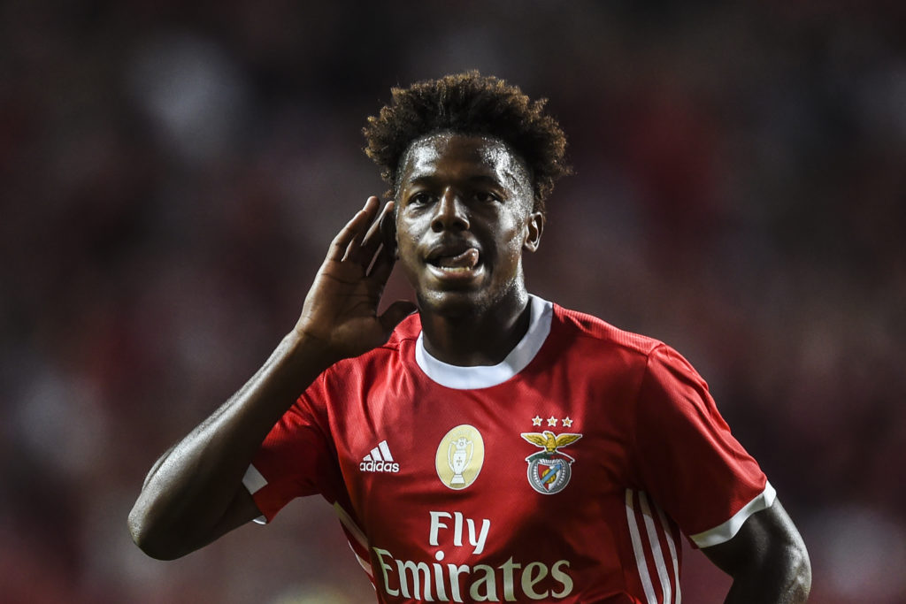 Arsenal reach agreement with Benfica to sign Nuno Tavares