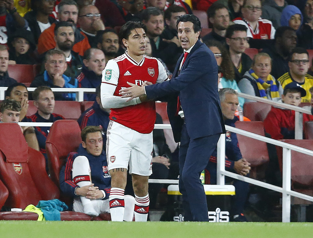 Arsenal v Nottingham Forest - Carabao Cup Third Round