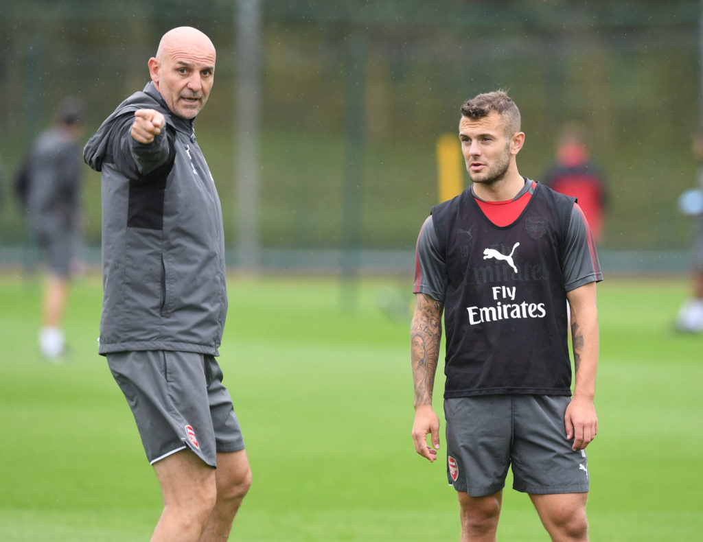 Jack Wilshere thinks Thomas Partey will become a real star for Arsenal next season