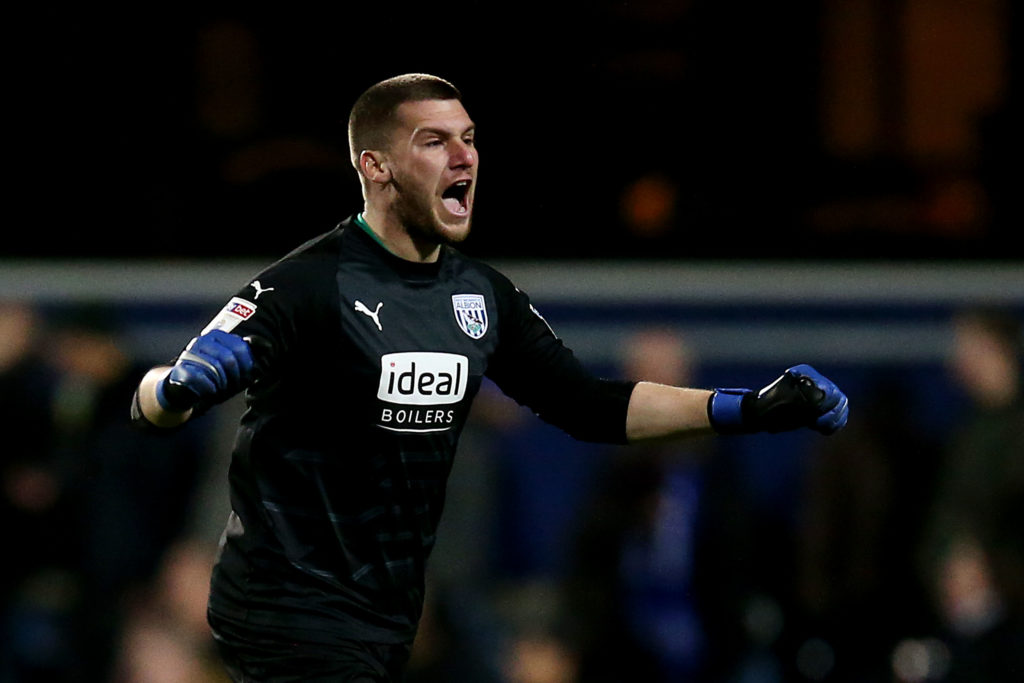 West Brom boss Valerian Ismael comments on the future of Arsenal-linked Sam Johnstone