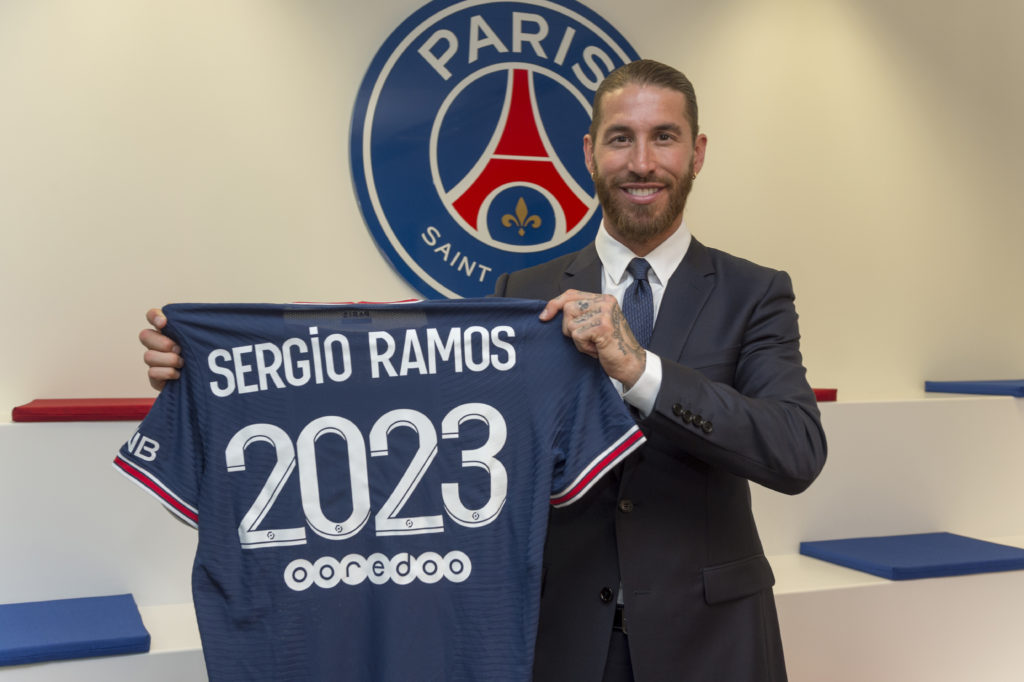 Sergio Ramos rejected a very lucrative contract offer from Arsenal