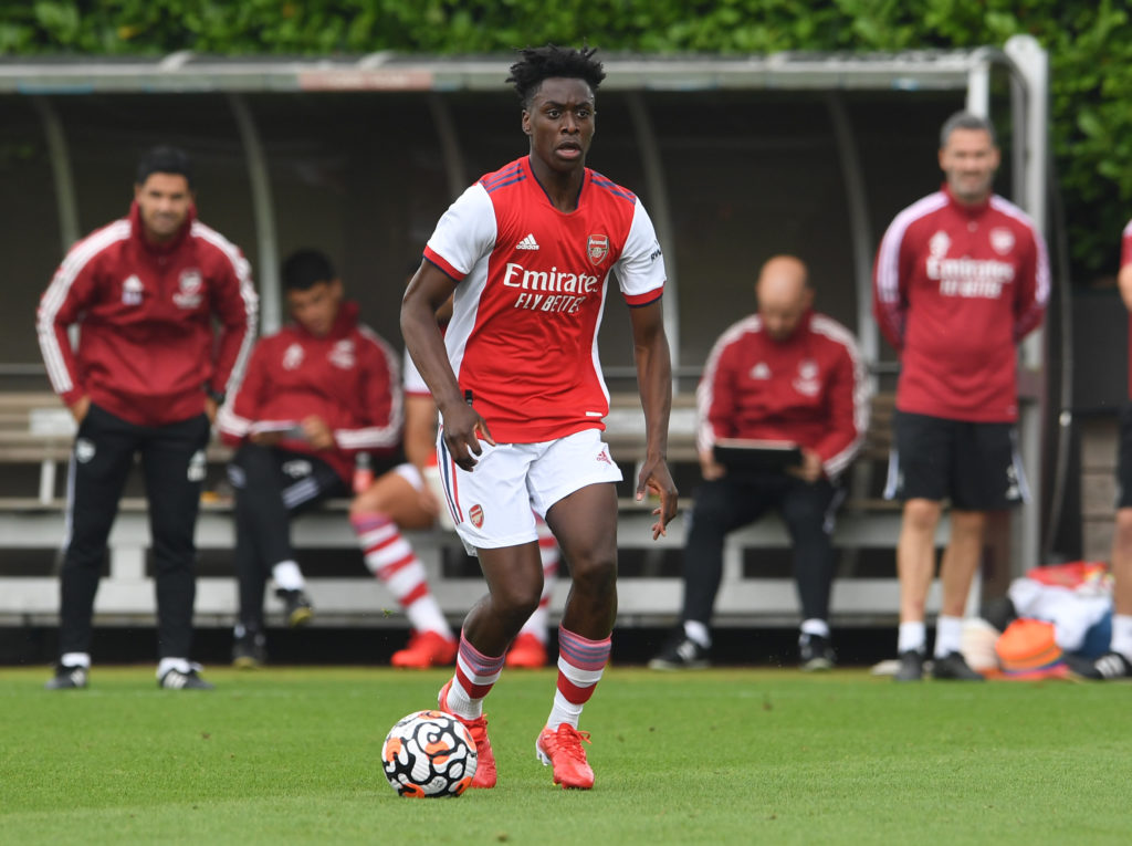 Arsenal fans want Albert Sambi Lokonga to start against Brentford on the opening day of the new Premier League season