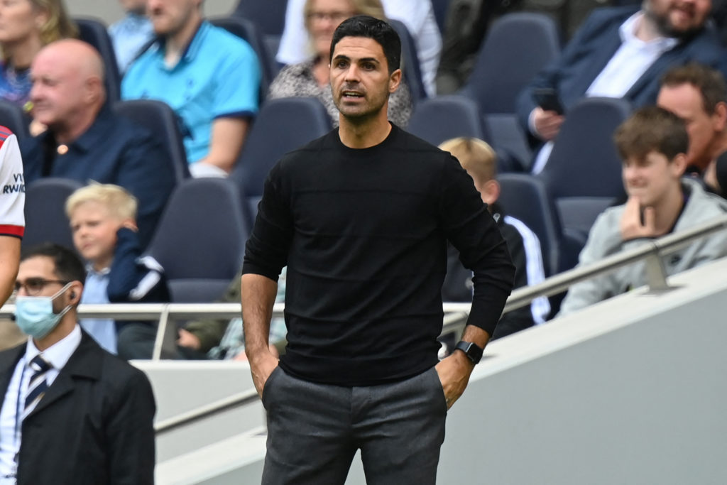 Mikel Arteta says Ben White is unlikely to be available for Manchester City vs Arsenal