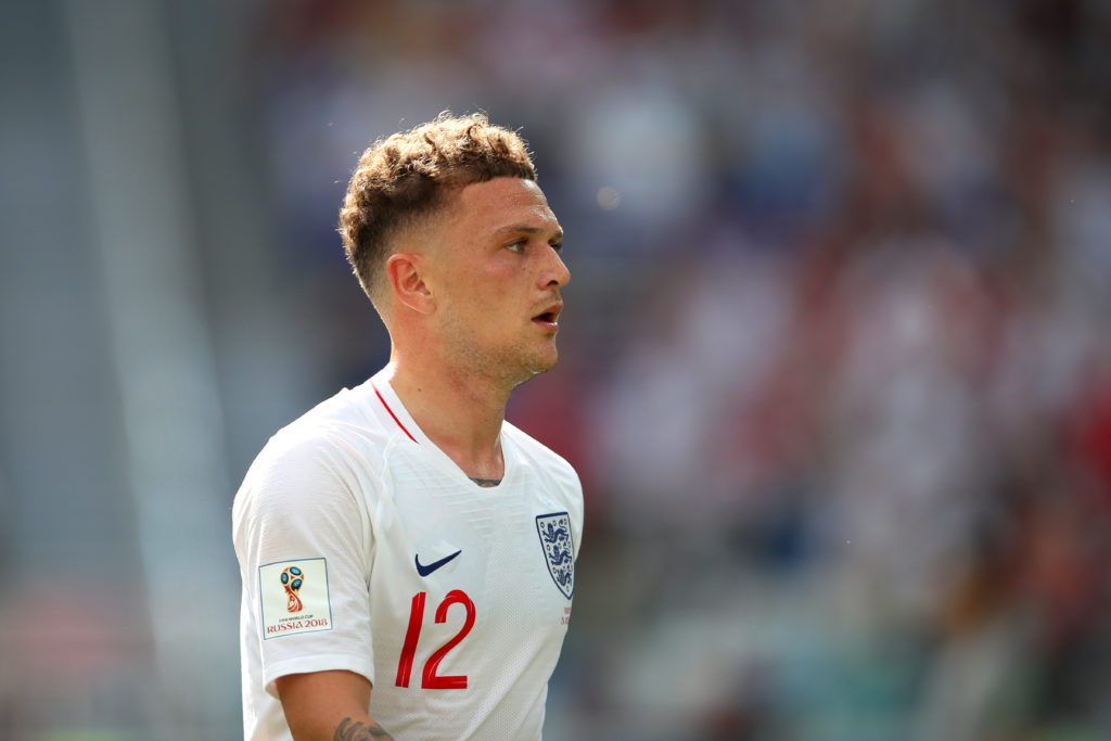 Arsenal are reportedly interested in signing Kieran Trippier from Atletico Madrid if the Spanish side lower their asking price.